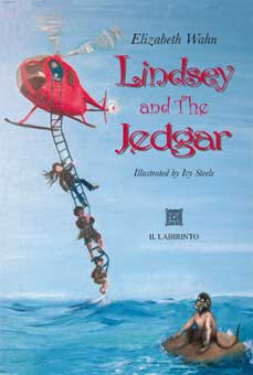 Lindsey and The Jedgar book cover